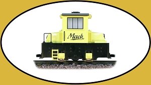 Mighty Mack  Yellow